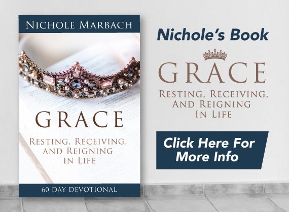 Nichole's New Book, Hold on to Hope Available!