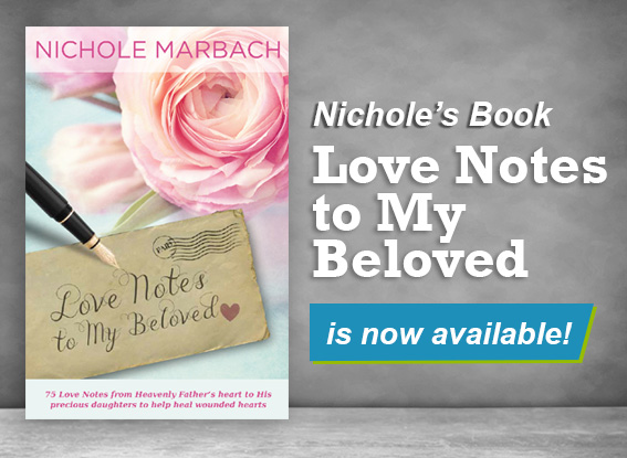 Nichole's New Book, Love Notes to My Beloved is now available in Spanish!