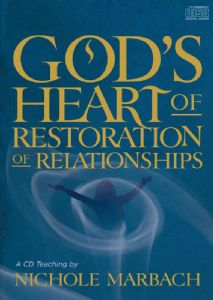 God's Heart of Restoration of Relationships MP3